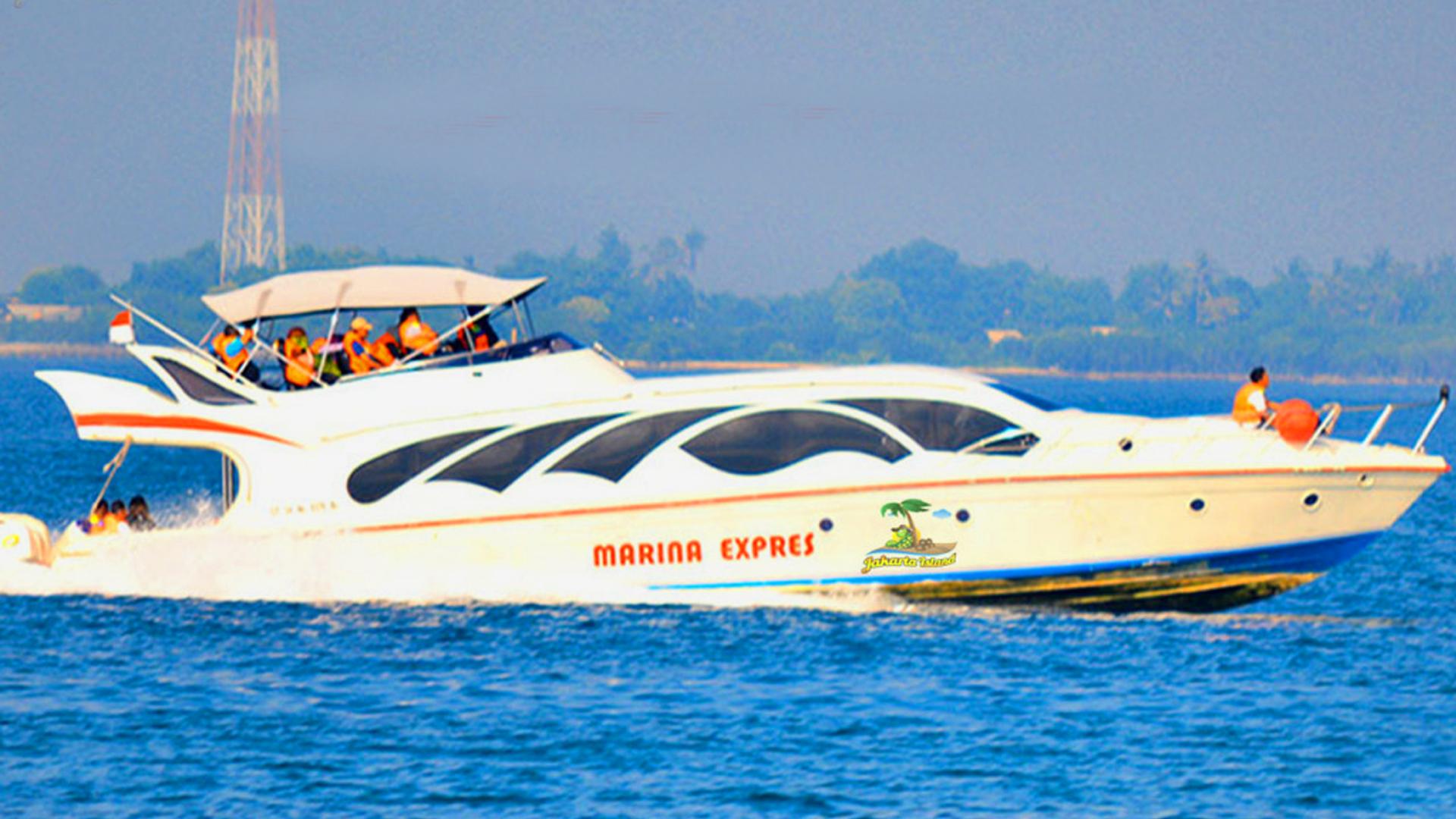Sewa Speadboat Pulau Seribu